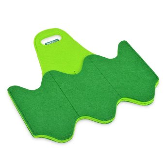 FelTiamo 6-beer Bottle Holder (Lime)