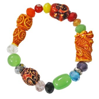 Feng Shui Year of the Dragon Bracelet