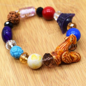 Feng Shui Year of the Rooster Bracelet