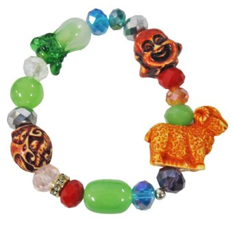 Feng Shui Year of the Sheep Bracelet