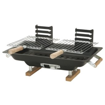 FH-8317 All-Steel Hibachi Griller (Black) Price Philippines