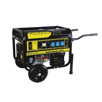 Firman FPG 7800E2 Gasoline Generator (Yellow/Black)