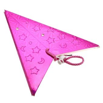 Five-pointed star Christmas Xmas Decorations Stickers paper - intl - picture 2