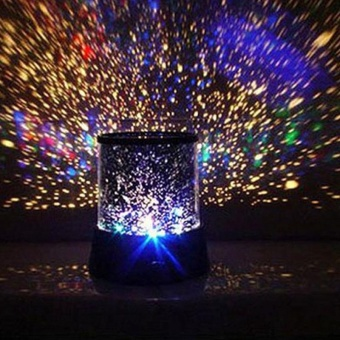 Flashing Colorful Led Star Master Star Sky Light Star ProjectorLamp Night - intl