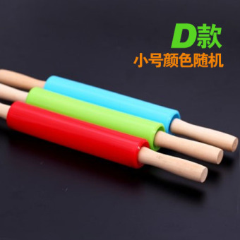 Floating Point exhaust rolling pin surface stick rolling pin