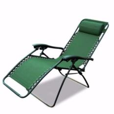 fmz portable 2 in 1 beach chair sling recliner sleeping lounge