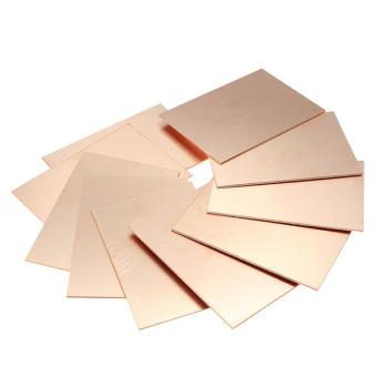 FR4 PCB 70 x 100 x 1.5mm Copper Clad Plate Circuit Foil Board Single Glass Fiber - 4