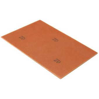 FR4 PCB 70 x 100 x 1.5mm Copper Clad Plate Circuit Foil Board Single Glass Fiber - 2