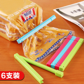 Fresh seal bag plastic bag Sealing Device clip food seal clip