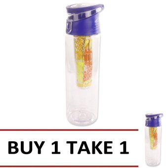 Fruit Juice Tumbler 700ml (Blue) Buy 1 Take 1