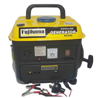 Fujihama KC950 Portable Gasoline Generator (Yellow)