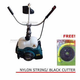 Fujihama MK411 Brush Cutter with Nylon String Black Cutter