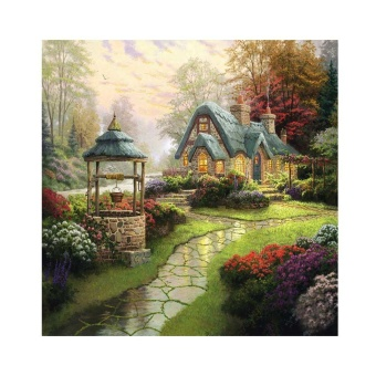 Full Drilled Diy Diamond Painting Cross Stitch Square DiamondEmbroid Diy 5D Painting R - intl