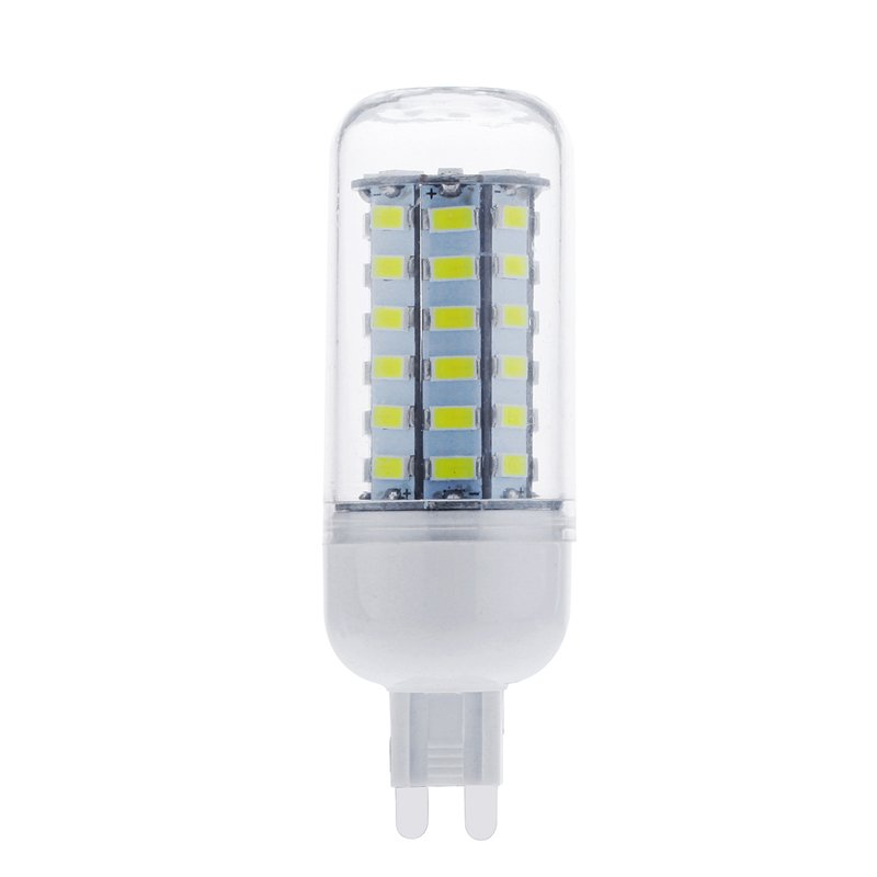 G9 12W 56 LEDS 5730 Chip SMD Corn Light Bulb Lamp 220-240V (Pure White) product preview, discount at cheapest price