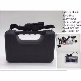GD-8017A SOLAR LIGHTING SYSTEM Price Philippines