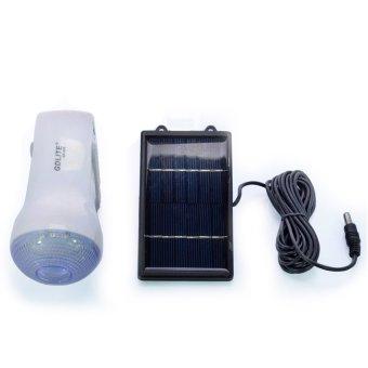 GDLITE GD-655 Handheld Solar LED Lamp (White) #0123 - 3