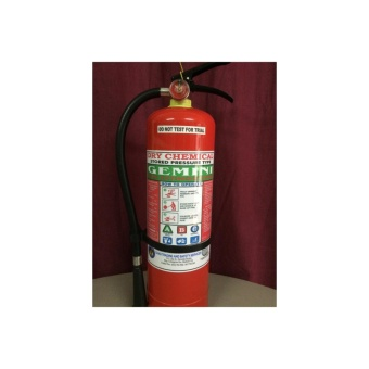 Gemini Fire Extinguisher Dry chemical 4.5 kg Price Philippines