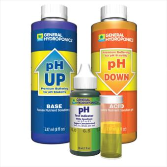 General Hydroponics pH Control Kit Price Philippines