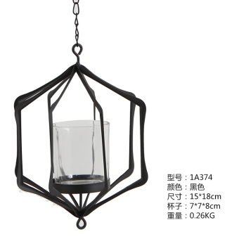 Gentle Times Jianyue wrought iron hanging chandelier