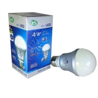 GES WECQ 4W Daylight 360 Lumens - 2