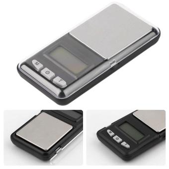 Gift 0.01G X 200G Mini Digital Pocket Scale Jewelry Diamond Lcd Weight Balance - intl - 4