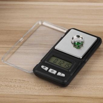 Gift 0.01G X 200G Mini Digital Pocket Scale Jewelry Diamond Lcd Weight Balance - intl - 3