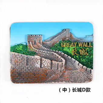Great Wall refridgerator magnets magnet features Foreign Decoration furniture