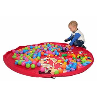 GS Children's Toy Storage Bag Play Mat