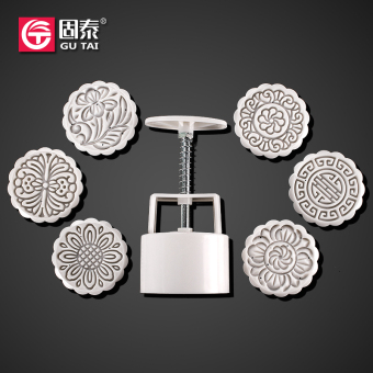 ?GT baking New style round head mooncake Mold