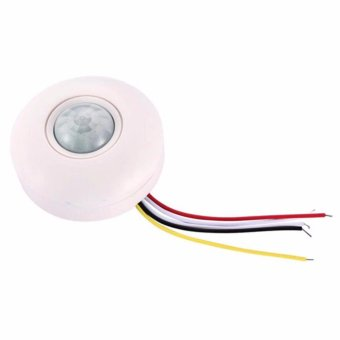 GX Ceiling 220V corridor Human body sensor switch High power accessincandescent energy saving lamp LED light - intl