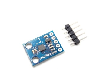 GY-273 HMC5883L Triple Axis Compass Electronic Three Axis Magnetometer Sensor Module 3V-5V 17032 - intl Price Philippines