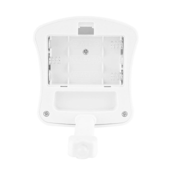 HANBINGXUAN Colorful LED Night Light Motion Sensor Automatic ToiletHanging Light Bowl with Color Setting Battery - intl - 3