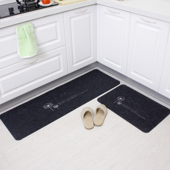 Hand-washing room bar work Oil Resistant home rug pad