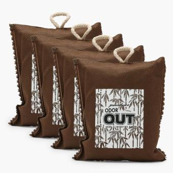 HannsGuard Odor Out (Set of 4)