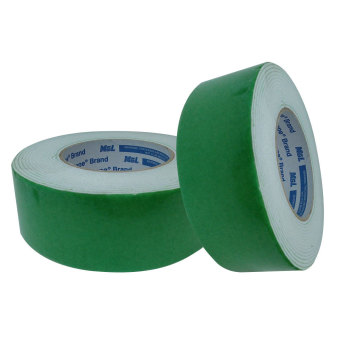 Hannstape Double Sided Foam Tape (48mm x 5m) 2pcs