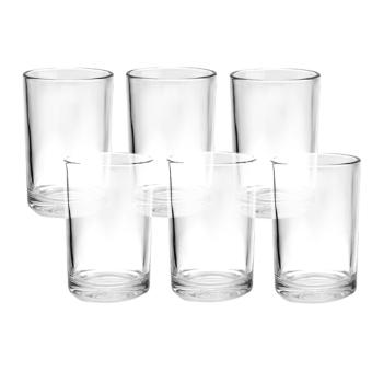 Hansa 175ml/6oz Fine Tumbler Glass (Set of 6)
