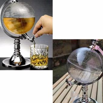 Hansen Wine Beer Unique Globe Shape Beer Tower Bar KTV mini LiquidWater Juice Soda Dispenser Tools Beer Machine