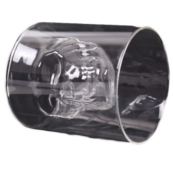 Hanyu Skull Glass Shot (Black)