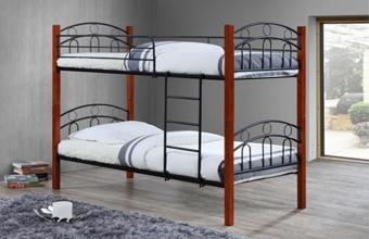Hapihomes Asteroid Asto Double Deck Bed Frame Price Philippines