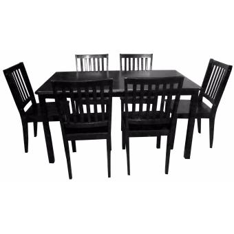 Hapihomes Skylet 6-Seater Dining Set Price Philippines