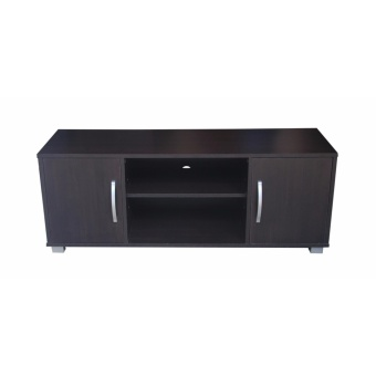 Hapihomes Warner 2-door TV Rack (Wenge)