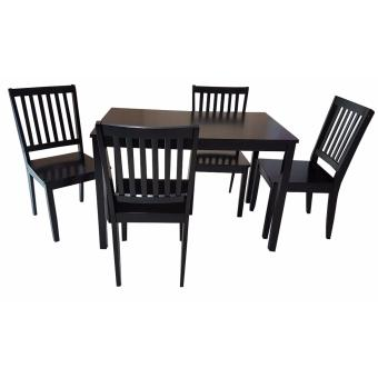 Hapihomes Yaell 4-Seater Dining Set Price Philippines