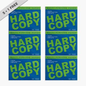 Hard Copy Letter Multi-Purpose Paper (Buy 5, Get 1 Free)