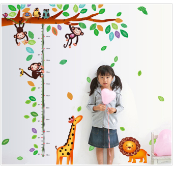 Height measuring height wall stickers height stickers
