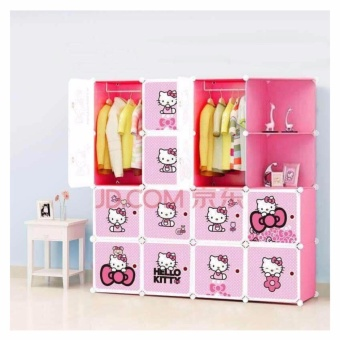 Hello Kitty 16 Cubes DIY Wardrobe Price Philippines