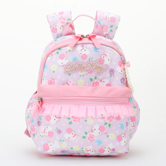 Hello Kitty cute girls shoulder backpack kindergarten school bag