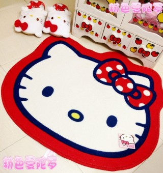 Hello Kitty living room kitchen mat Price Philippines
