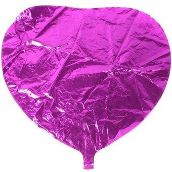 Hengsong Heart Balloon (Violet)