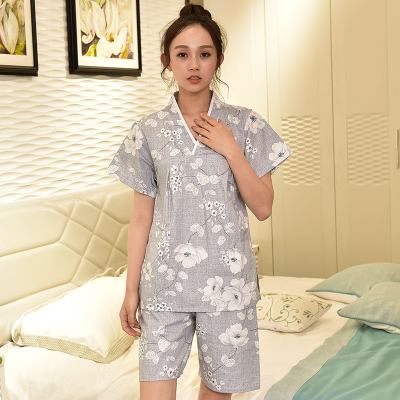 High-end cotton beauty foot guests Bathrobe Bath clothes moisture-wicking clothing