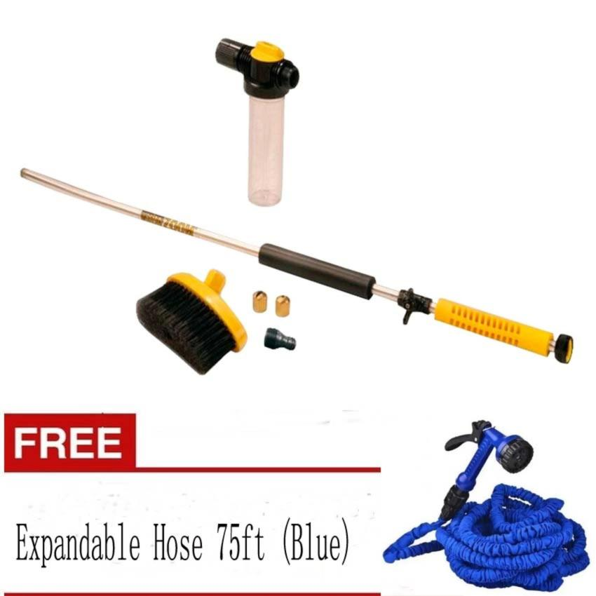 High Pressure Water Zoom Cleaner Power Wash with FREE 75feetExpandable Garden Hose